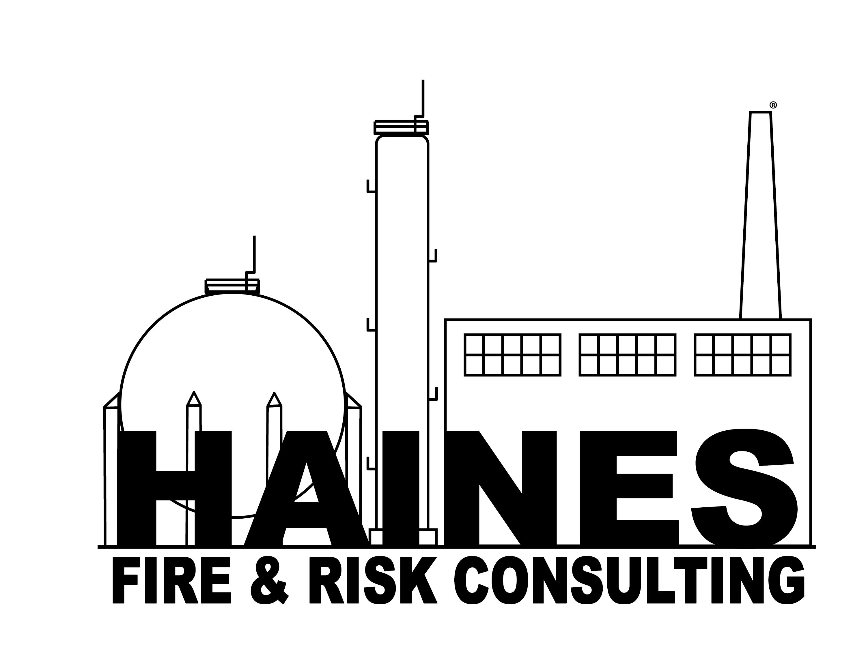 HAINES Black logo