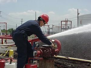 Flow testing 2005