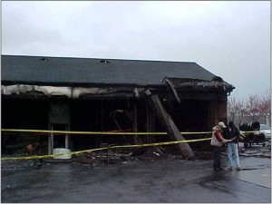 Gas station fire 2