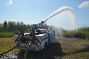 Fire & risk testing